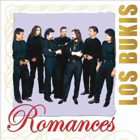 ROMANCES BY LOS BUKIS (CD)